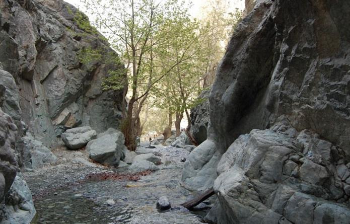 38 آبشار دره گلم دخترکش