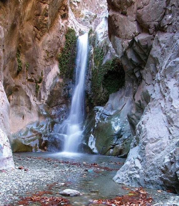 39 آبشار دره گلم دخترکش