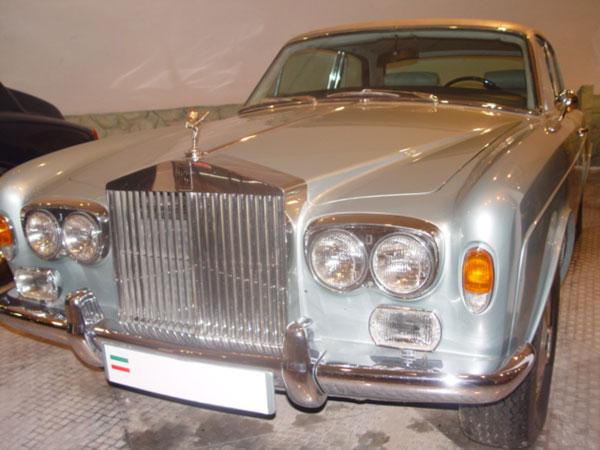 40 موزه اتومبیل های سلطنتی سعدآباد