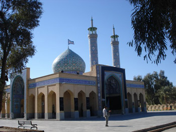 شهر مهران