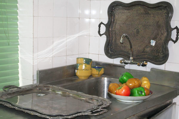 53 موزه آشپزخانه سلطنتی سعدآباد