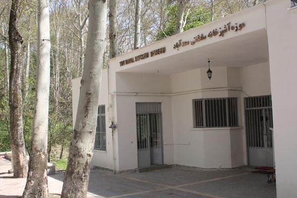58 موزه آشپزخانه سلطنتی سعدآباد