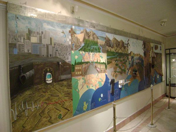65 موزه آب سعدآباد
