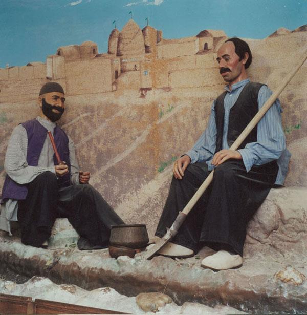 70 موزه آب سعدآباد