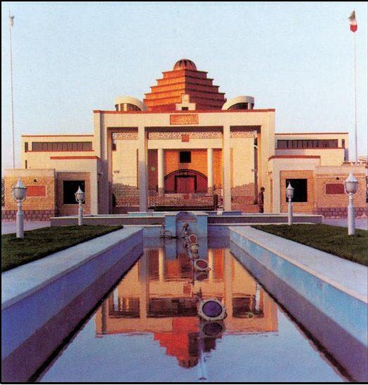715 موزه دفاع مقدس کرمان