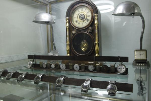 719 موزه ساعت کرمان