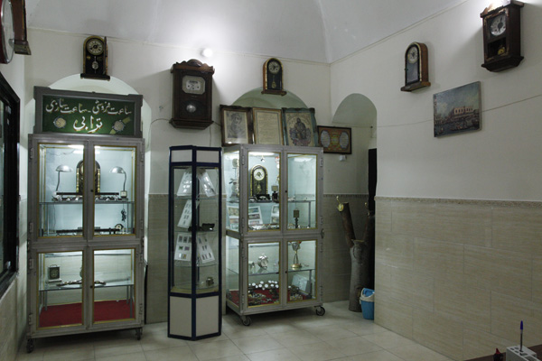 721 موزه ساعت کرمان
