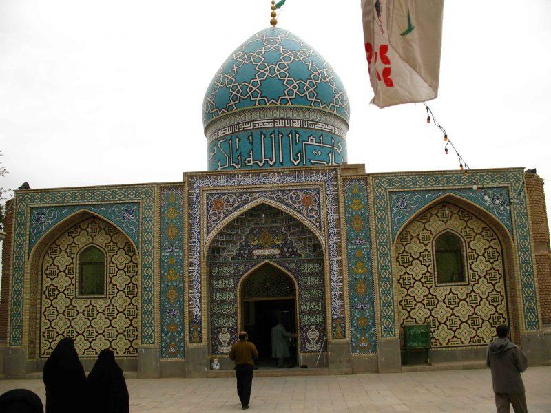 امامزاده زید ( ع ) شهداد