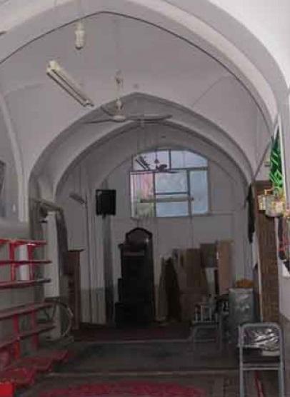 93 مسجد پامنار کرمان