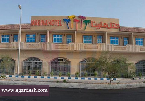 هتل مارینا 2 قشم