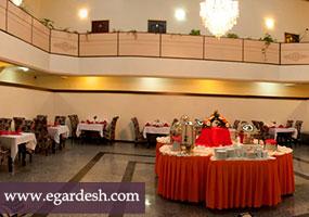 رستوران هتل ورزش تهران