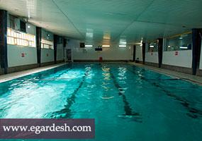 استخر شنا هتل ورزش تهران