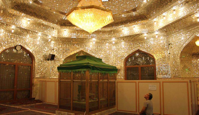 والی 4 امامزاده محمد والی (ع)
