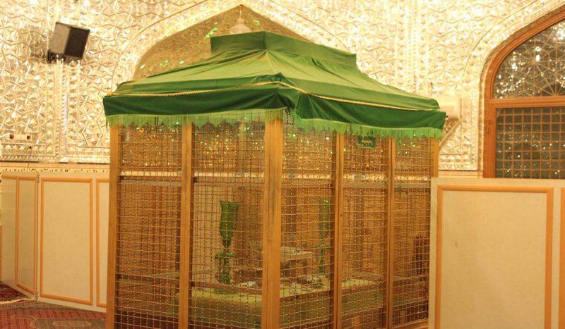 والی 6 امامزاده محمد والی (ع)