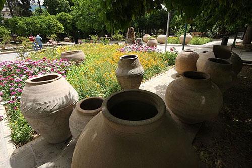10 باغ نظر شیراز