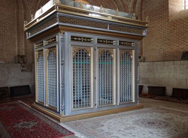 مقبره سید صدر الدین