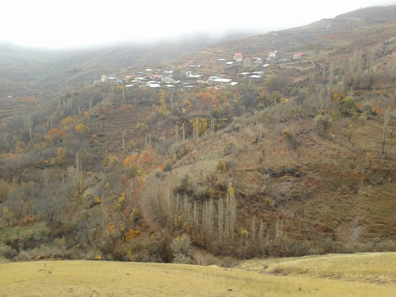 روستای کامان