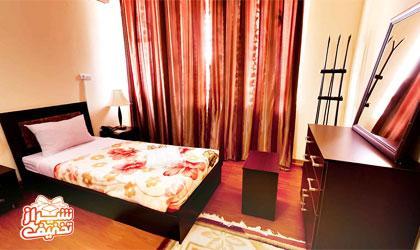 15 هتل آپارتمان یاس بوشهر