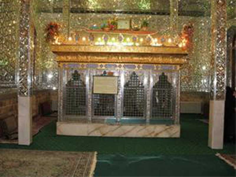 امامزاده عبدالله آمل