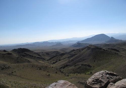 15 منطقه حفاظت شده پلنگ دره قم