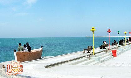 16 هتل آپارتمان یاس بوشهر