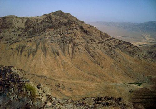 16 منطقه حفاظت شده پلنگ دره قم
