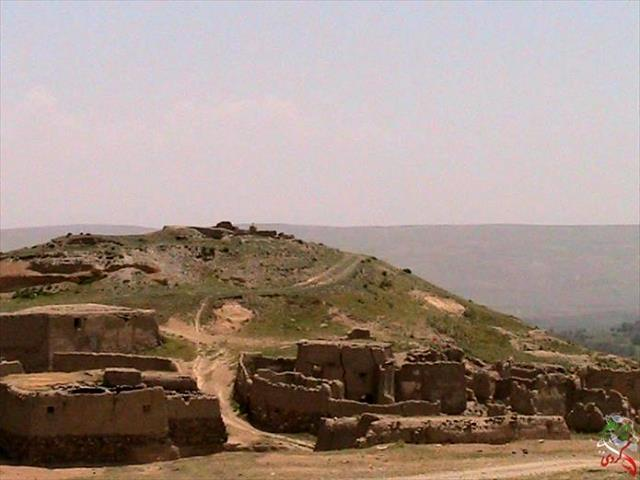 17 تپه باستانی آناهیتا