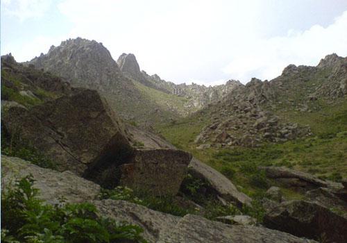 17 منطقه حفاظت شده پلنگ دره قم