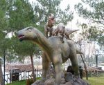 پارک ژوراسیک تهران یا پارک دایناسورها و حیوانات متحرک کجاست؟