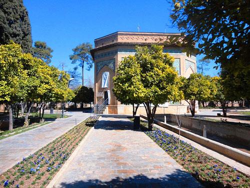 2 باغ نظر شیراز