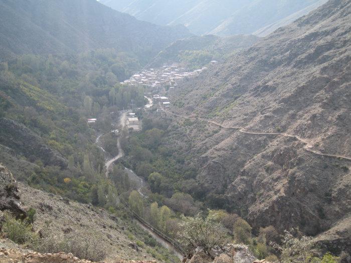 2 روستای اشتبین