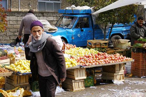 23 بازار هفتگی رودسر