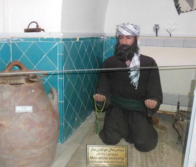 23 موزه مردم شناسی مهاباد