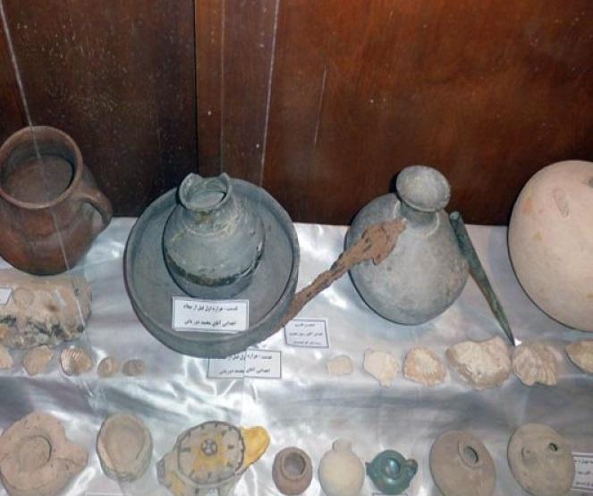 24 موزه مردم شناسی مهاباد