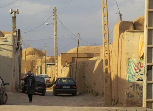 25 روستای قناتغستان