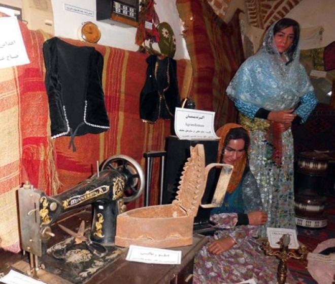 27 موزه مردم شناسی مهاباد