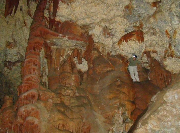 3 غار کهک