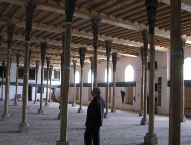 3 مسجد شیخ معزالدین