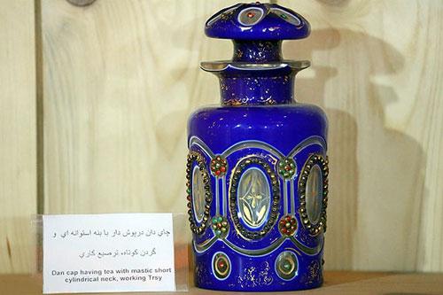 39 آرامگاه کاشف السلطنه و موزه تاریخ چای