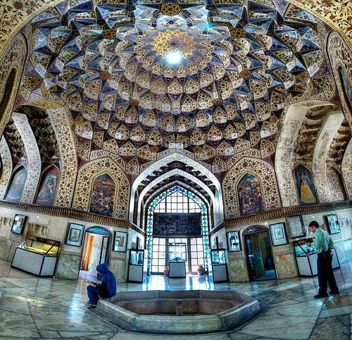 4 باغ نظر شیراز
