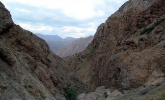 4 کوه کرچان