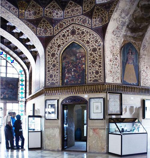 5 باغ نظر شیراز