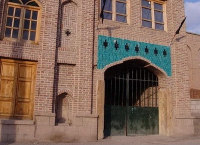 5 مسجد شیخ معزالدین