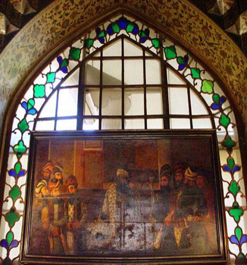 6 باغ نظر شیراز