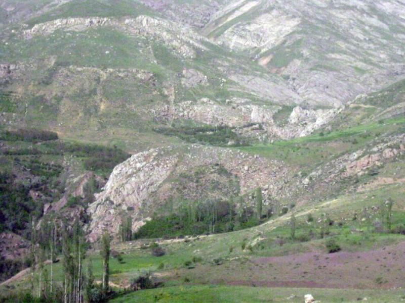 6 روستای پراچان
