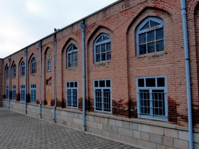 6 مسجد شیخ معزالدین