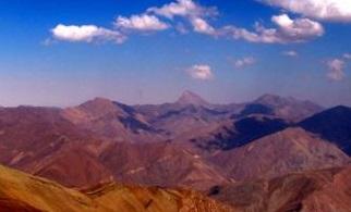 7 کوه کرچان