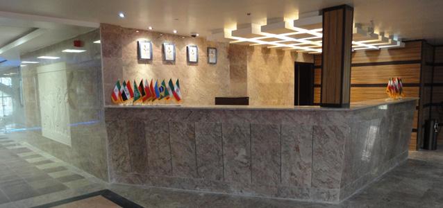 744 هتل آپارتمان پاسارگاد بوشهر