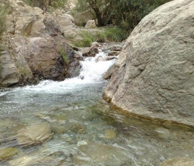 95 آبشار سه کنج