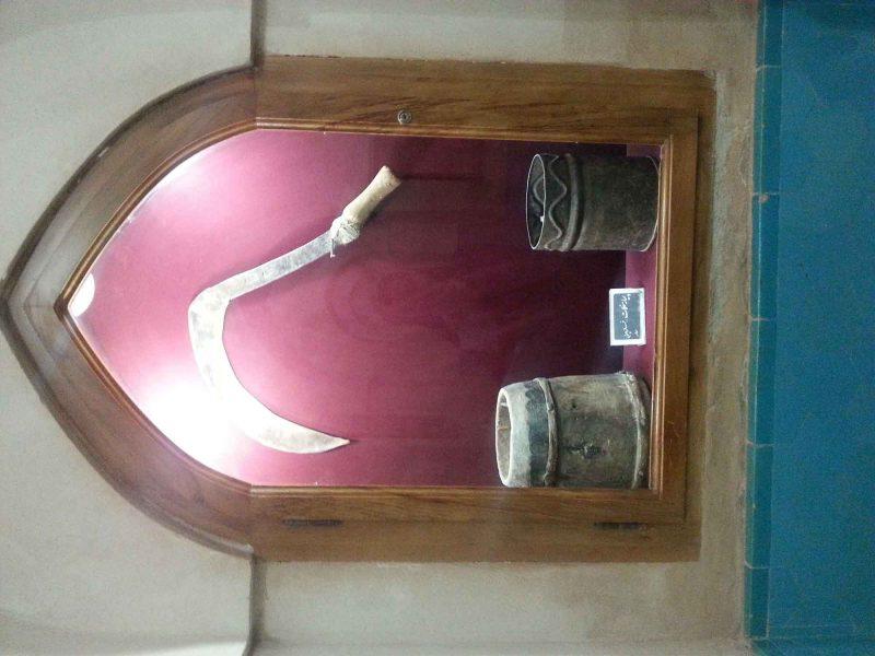 حمام مهرآباد بناب